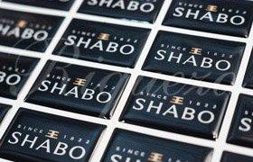 Шильды киев, изготовление шильдов Shabo